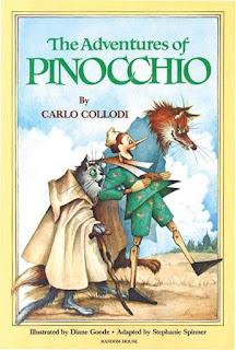 The Adventures of Pinocchio : Carlo Collodi Download Free Fiction Book