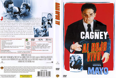 Carátula - Al rojo vivo 1949 / Descargar / Película