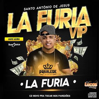 LA FURIA - CD LIMPO - AO VIVO EM SANTO ANTÔNIO DE JESUS-BA - 02.09.2017