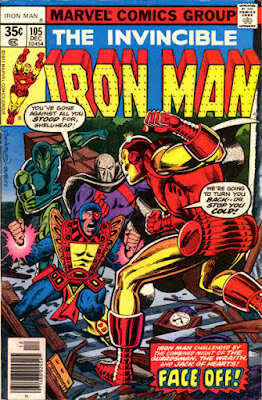 Iron Man #105, Jack of Hearts