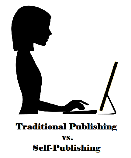Traditionally vs. Self-Published Books (again!)