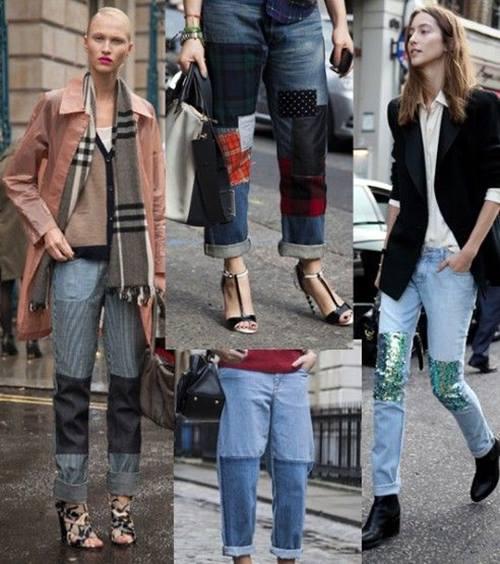 Calça Jeans Personalizada Estilos