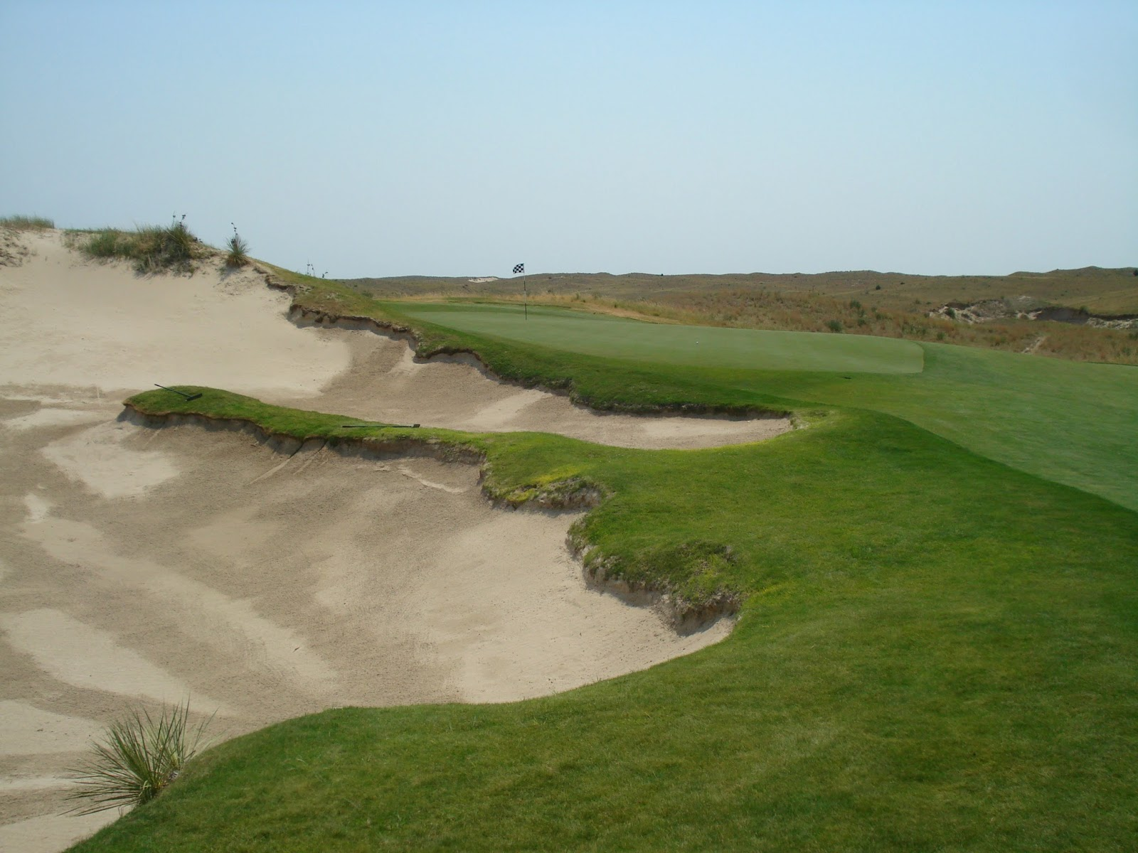 Adventures In Golf Course Architecture Sand Hills Golf