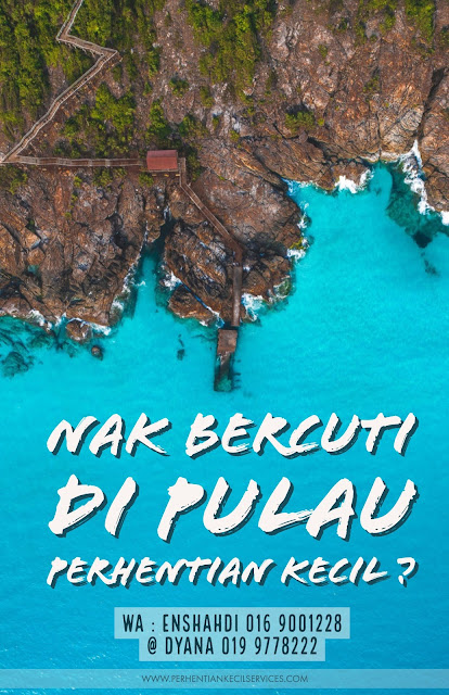 Pakej Cuti Pulau Terengganu , Pakej Pulau Perhentian Kecil