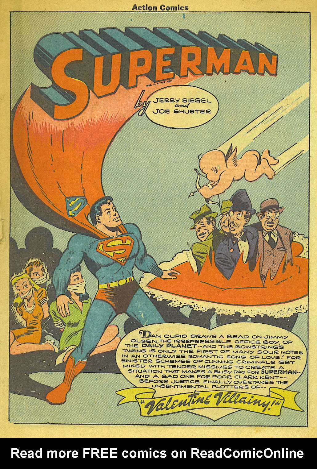 Read online Action Comics (1938) comic -  Issue #71 - 3