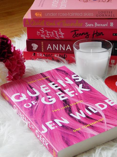 Queens Of Geek Book Review   sprinkledpages