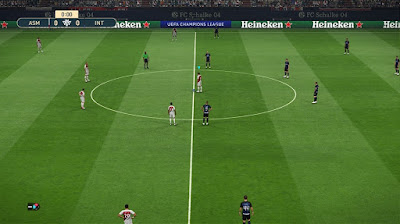 PES 2019 FROST PITCH by Abid Nabawi