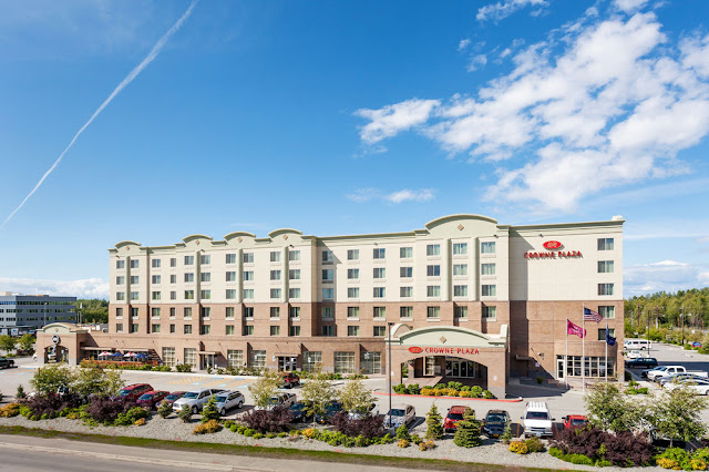 Welcome to the elegantly appointed Crowne Plaza Hotel Anchorage - Midtown. Ideally situated within two miles of Ted Stevens Anchorage International Airport.