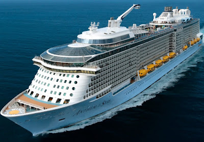 Royal Caribbean Cruise Line's Anthem of the Seas will again be joined by her sister ship Adventure of the Seas in 2019