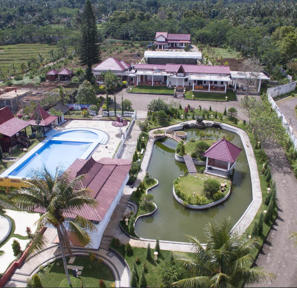 Grand Harvest Resort and village Banyuwangi.