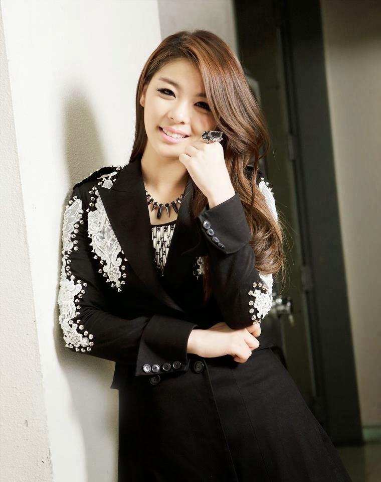 Ailee Korean Singer Naked-5570