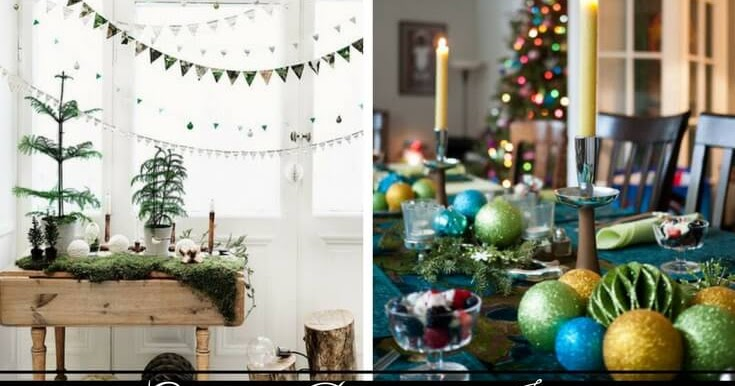 Christmas decoration ideas world of makeup and fashion for 4 h decoration ideas