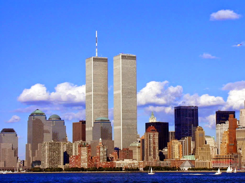 UP DATE ABOUT THE WORLD: Twins Tower New York