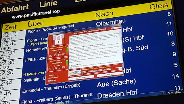 Thái Lan công bố dự luật mới chống tin tặc sau vụ Hacker WannaCry