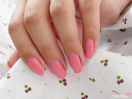 [Nails] RdeL Young - #34 coral illusion