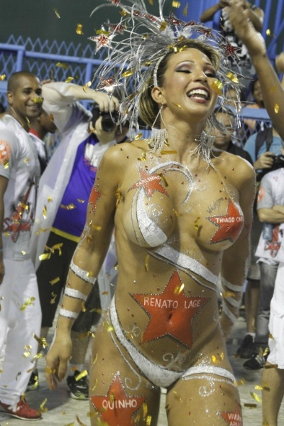 There something? Rio carnival 2013 nude consider, that