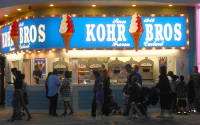 Kohr Bros in Wildwood New Jersey