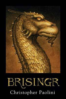 Brisingr Book three of Inheritance By Christopher Paolini