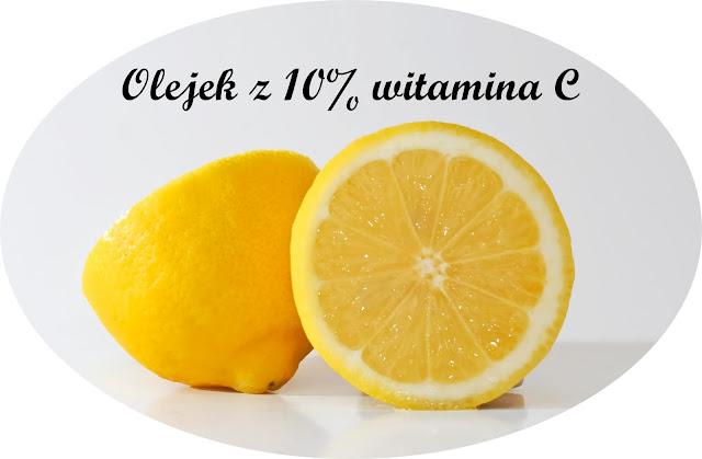 Zrób to sam - Olejek do twarzy z 10% witaminą C