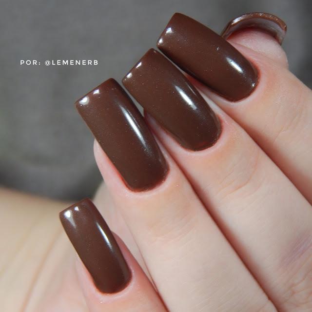 unhas-marrom