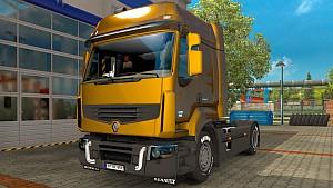 Renault Premium Reworked Mod