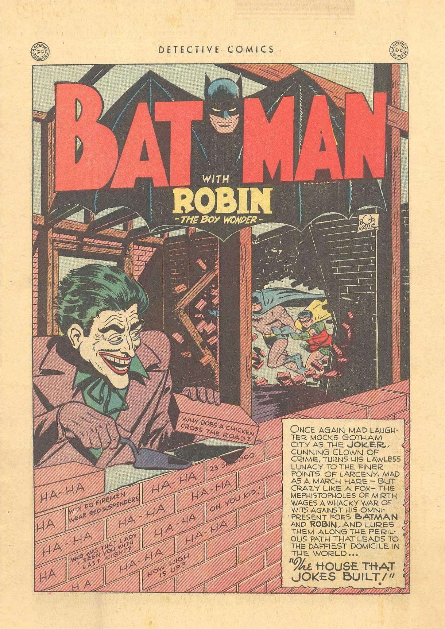 Read online Detective Comics (1937) comic -  Issue #109 - 3
