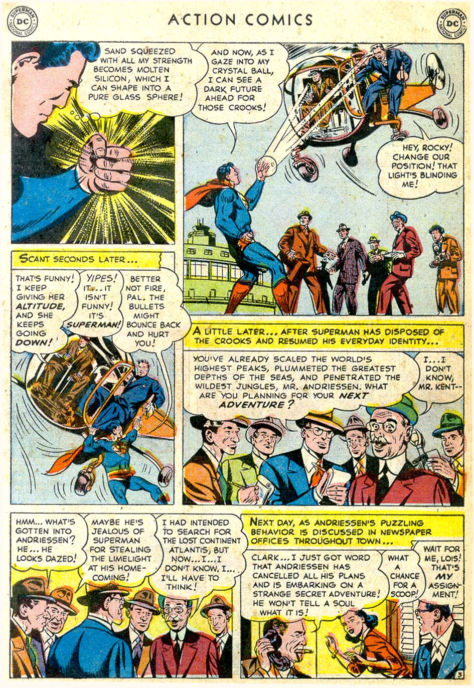 Read online Action Comics (1938) comic -  Issue #164 - 5