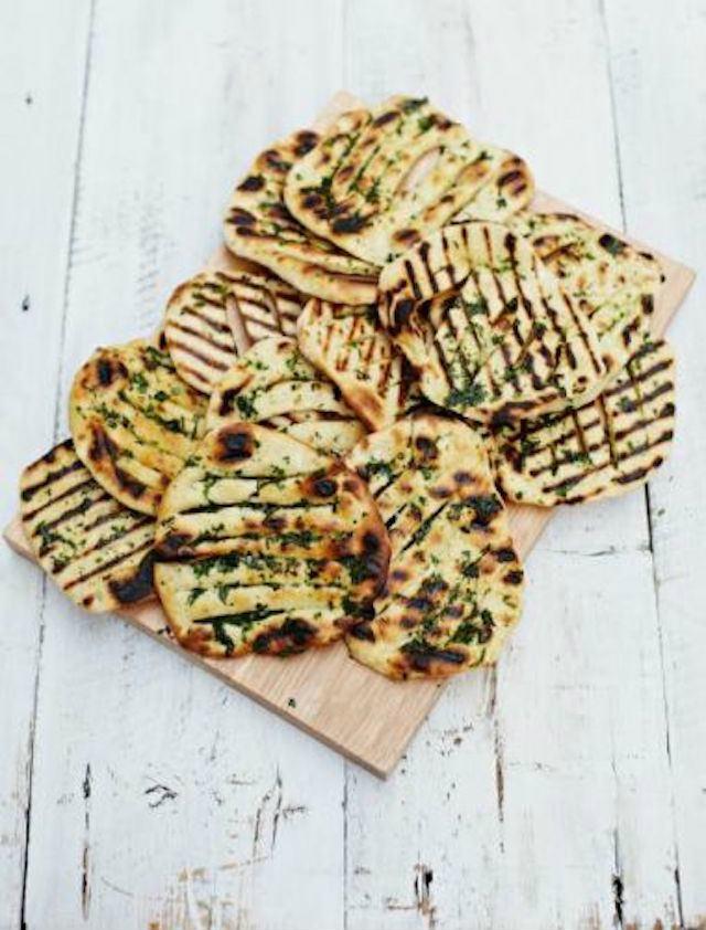 Recetas de solo 3 ingredientes: panecillos planos Jamie Oliver