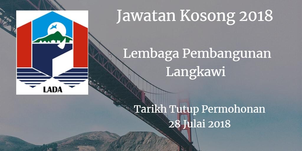 Jawatan Kosong LADA 28 Julai 2018