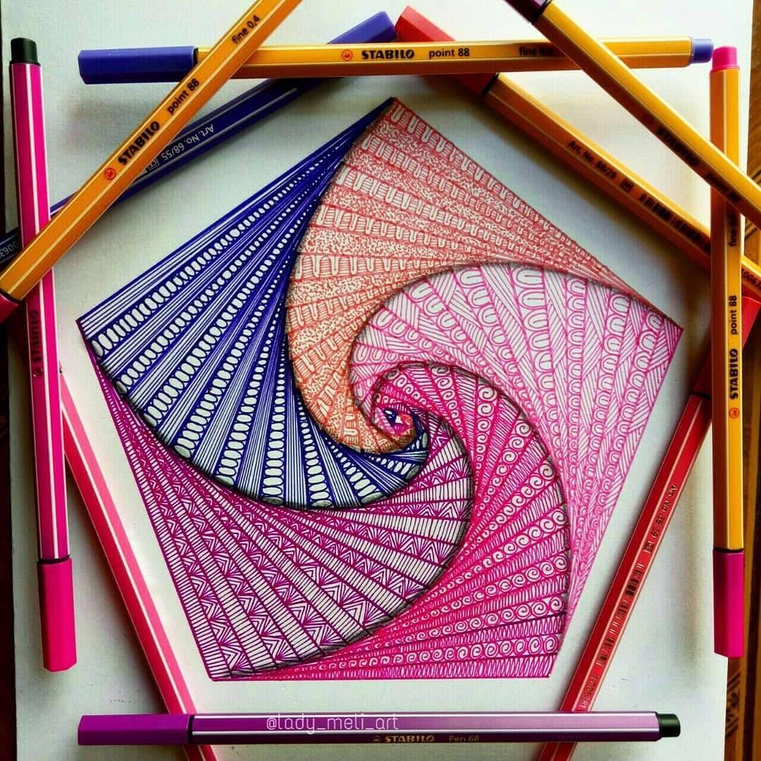 09-lady-meli-art-Colored-Pens-and-Geometric-Mandalas-Zentangles-Doodles-www-designstack-co