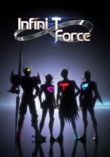 Infini-T Force Movie