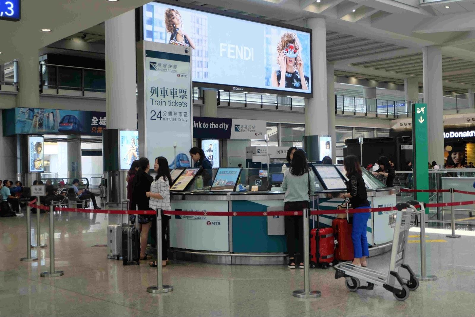 Transportasi Umum Di Hongkong Food Travel And Lifestyle Blog Peta Mtr Disneyland Airport Counter Ticket Machine
