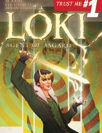 Loki: Agent of Asgard