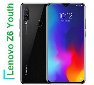 مواصفات لينوفو زد 6 يوث - Lenovo Z6 Youth   مودال : L38111