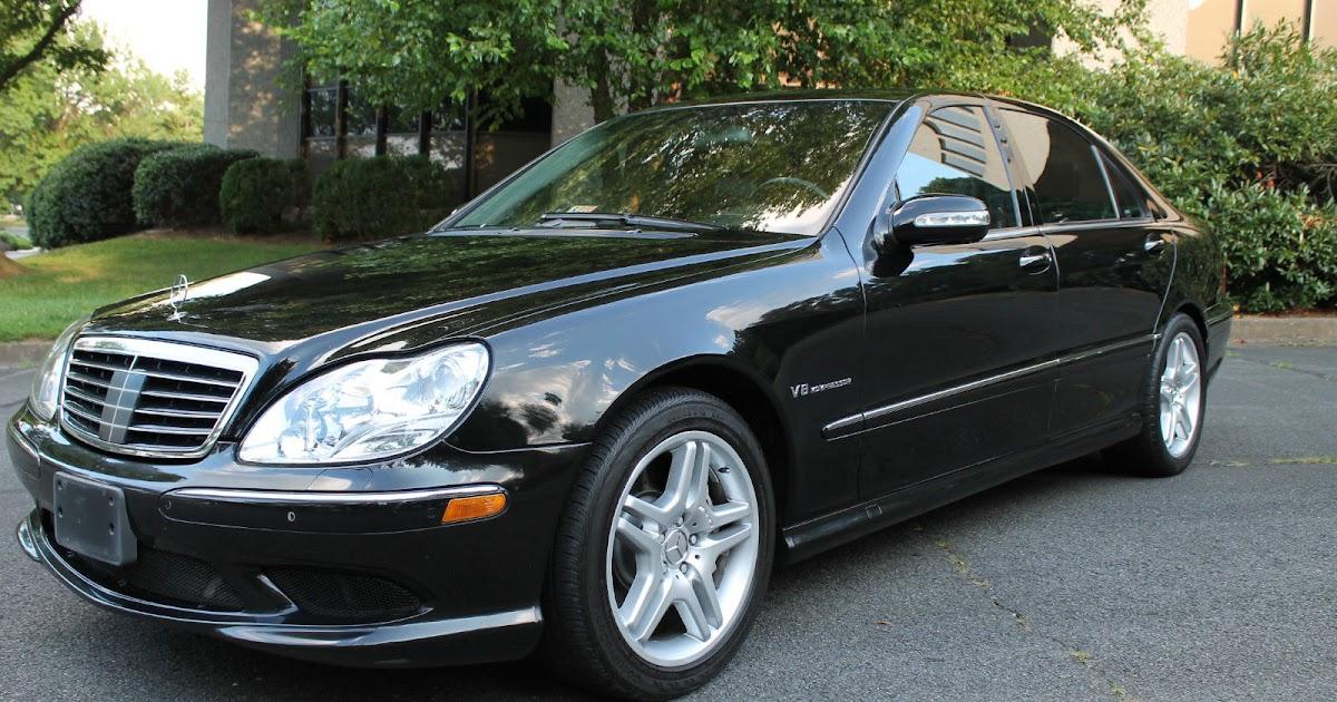 Mb 6x6 Brabus >> 2003 Mercedes-Benz W220 S55 AMG   BENZTUNING