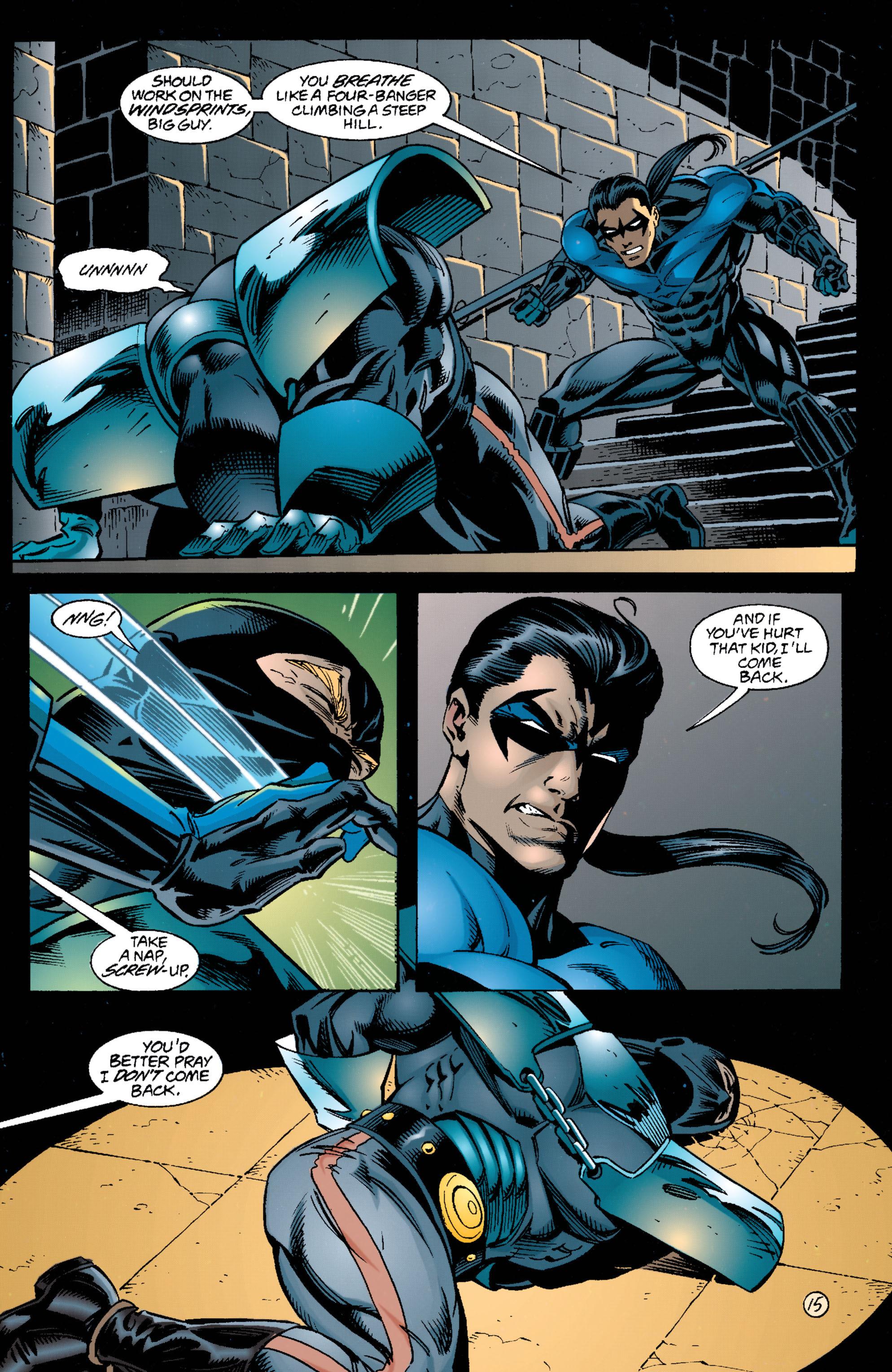 Detective Comics (1937) 699 Page 15
