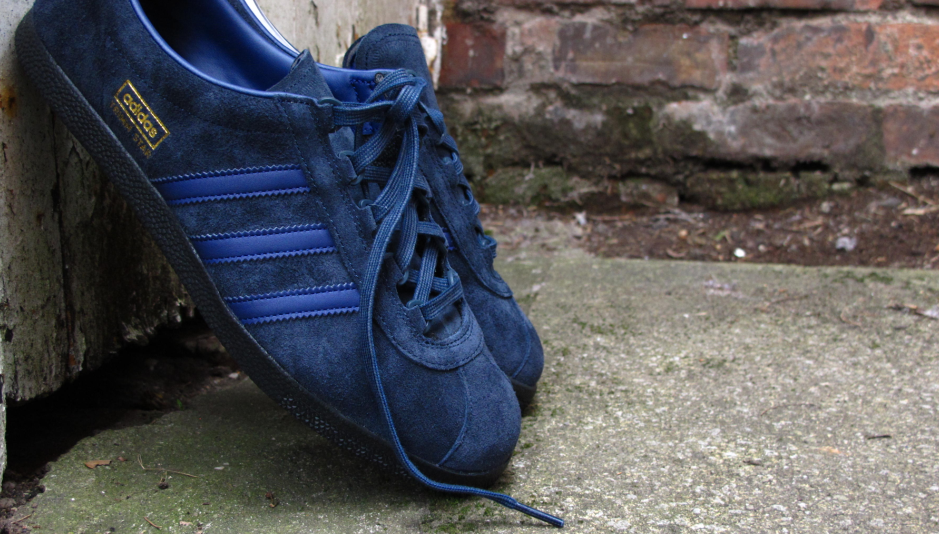 separation shoes c1c37 0d1cf One of two highly anticipated new colourways of the recently (finally)  released Adidas Trimm Star. The originals, released in the early 1970 s  helped put ...