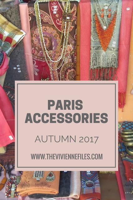Paris Accessories - Autumn 2017