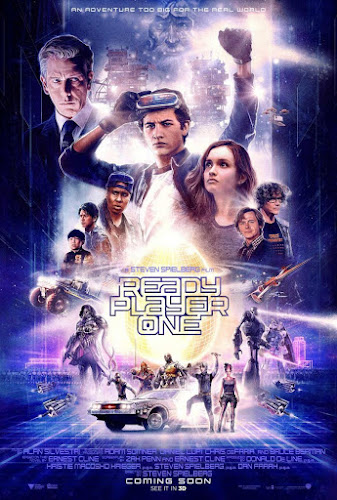 Ready Player One (Web-DL 720p Dual Latino / Ingles) (2018)