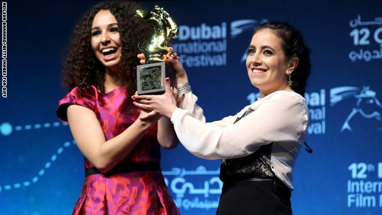 fc1061584 فيلم على حلة عيني للتونسية ليلى بوزيد يفوز بمهر مهرجان دبي السينمائي
