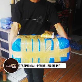testimonial pembelian kain batik madura - pembelian online