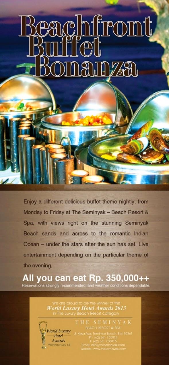 Contoh Desain Iklan Restoran yang Simpel dan Elegan
