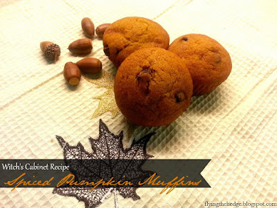 Recipe: Spiced Pumpkin Muffins