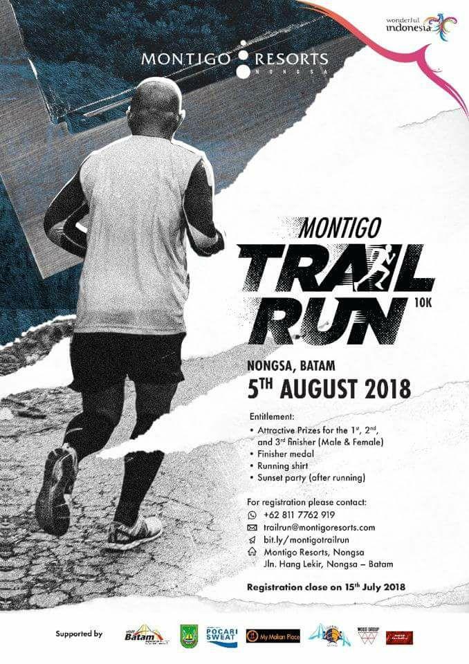 Montigo Trail Run • 2018