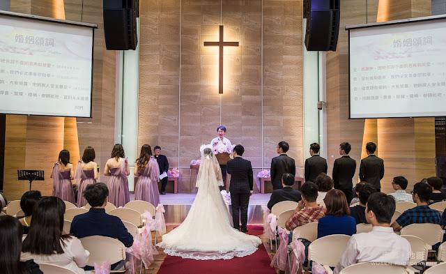 教會婚禮, 富強教會,
