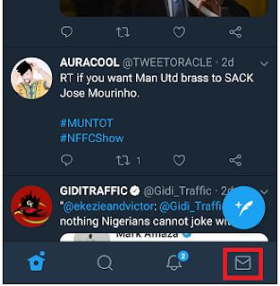 Cara Menonaktifkan Pemberitahuan di Twitter