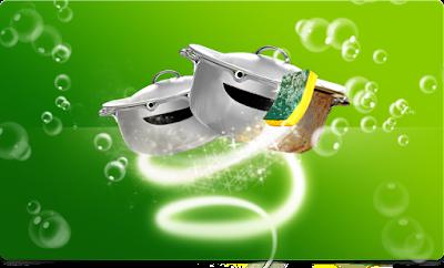 Cara Mudah Menghemat Sabun Pencuci Piring