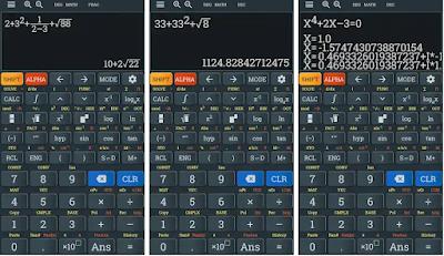 تحميل أخر إصدار تطبيق الآلة الحاسبة المتقدمة Calculatrice avancée برابط مباشر