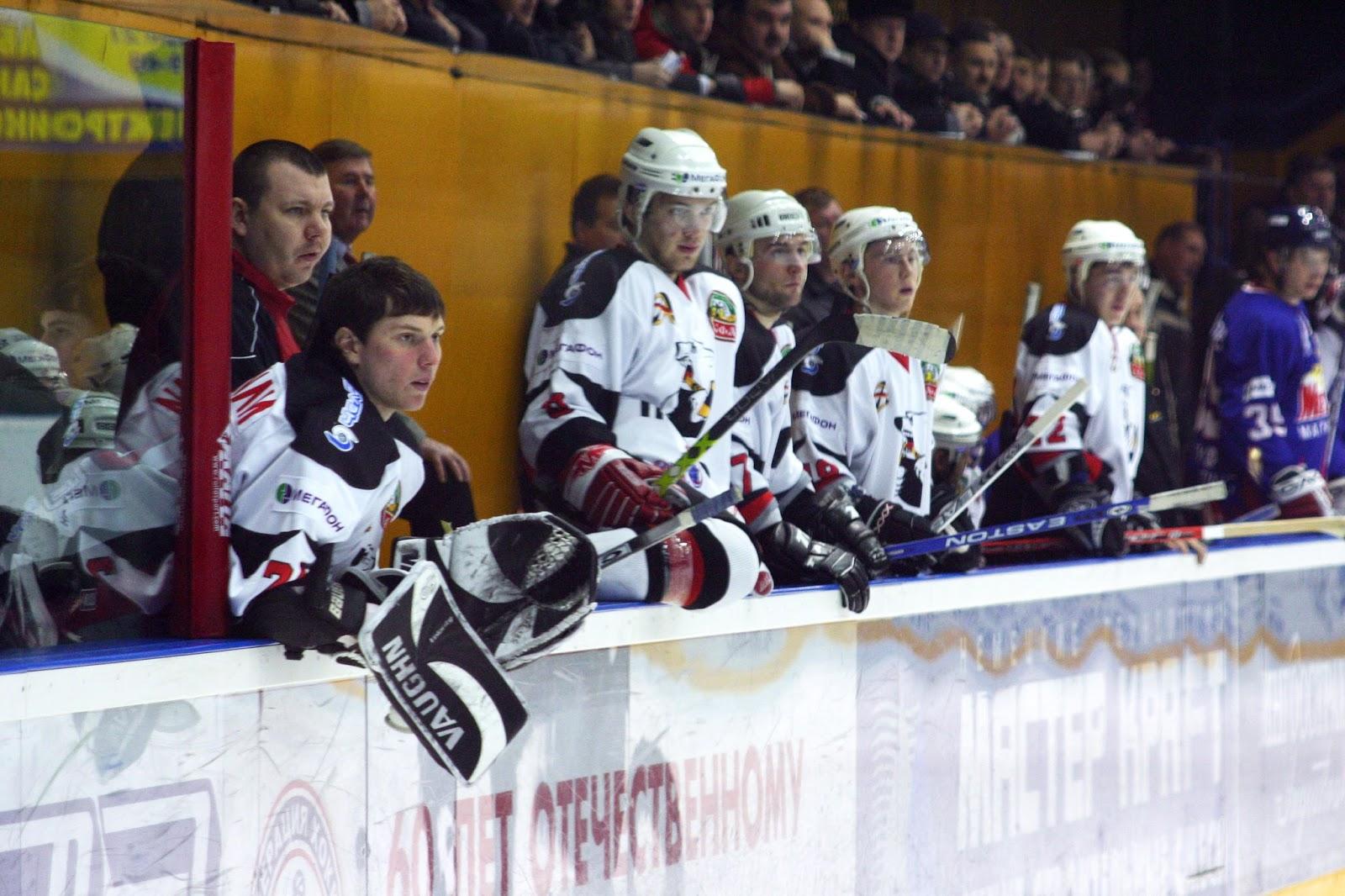 Богданов: Вратари неплохо играют, просто я стараюсь забить