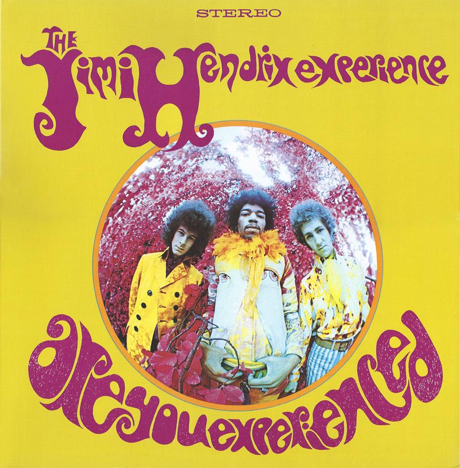 Comunidad Del Ffvinilo The Jimi Hendrix Experience Are